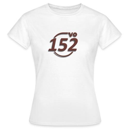 152VO Klassenzeichen mahogany ohne Text - Frauen T-Shirt
