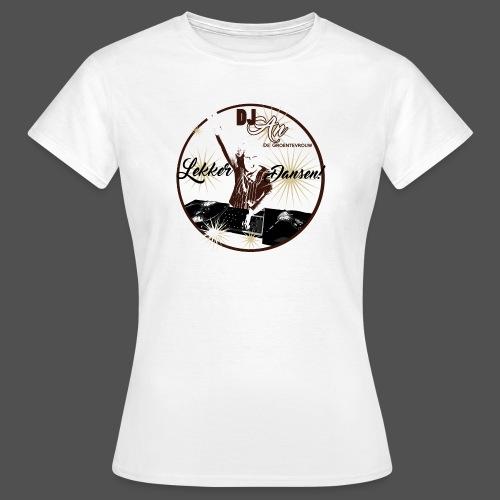 DJ An - Vrouwen T-shirt