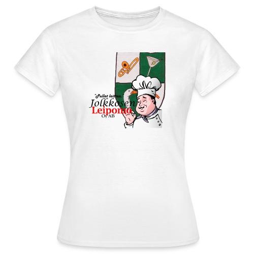 Leipomo - Naisten t-paita