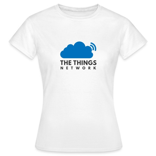 The Things Network - Vrouwen T-shirt