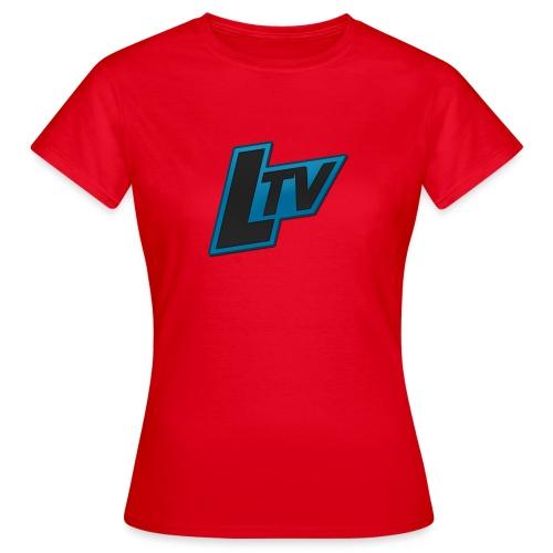 Lundorff_tv - Dame-T-shirt
