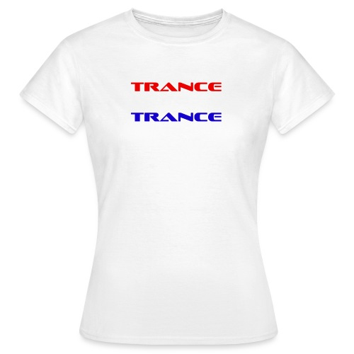 Trance Holland - T-shirt dam