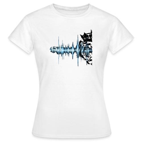 GT soundwave - T-skjorte for kvinner