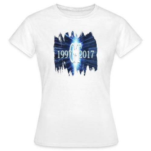 GuttaTur 20 years - T-skjorte for kvinner