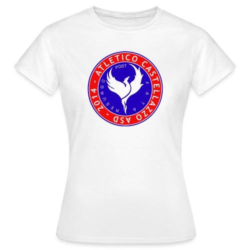 Logo Ufficiale Atletico Castellazzo - Maglietta da donna