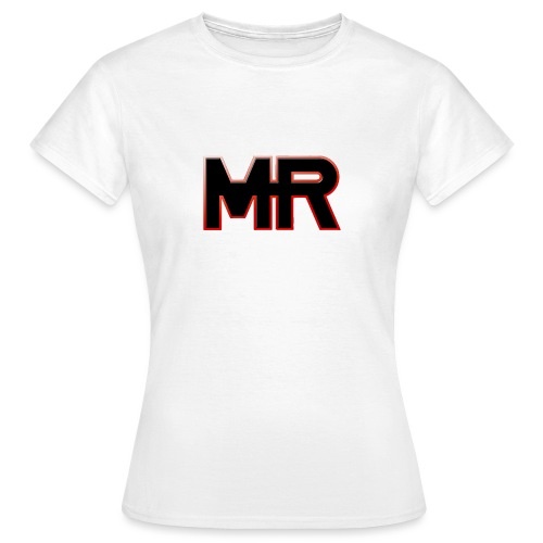 MR logo - Dame-T-shirt