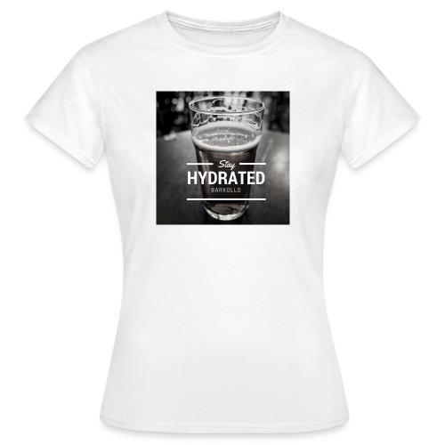 Stay Hydrated beer - Maglietta da donna