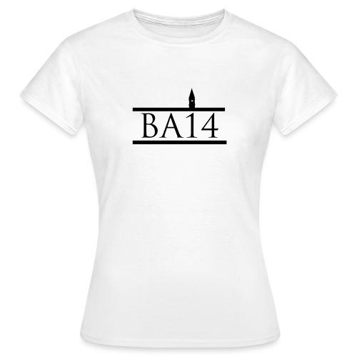 BA14 White - Women's T-Shirt