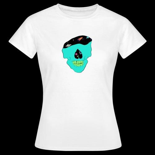 skull - Maglietta da donna
