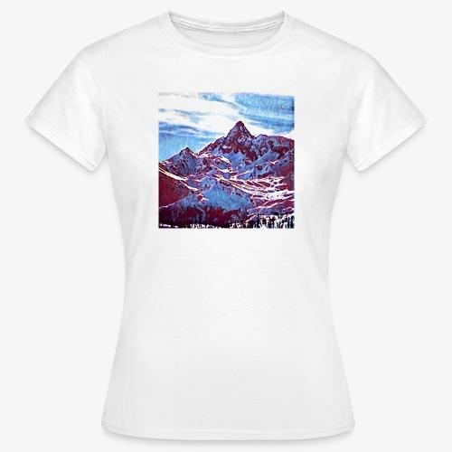 Red Mountain - Maglietta da donna