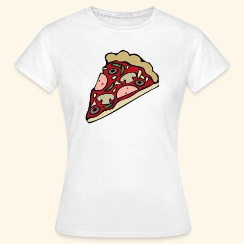 Pizza - T-shirt Femme