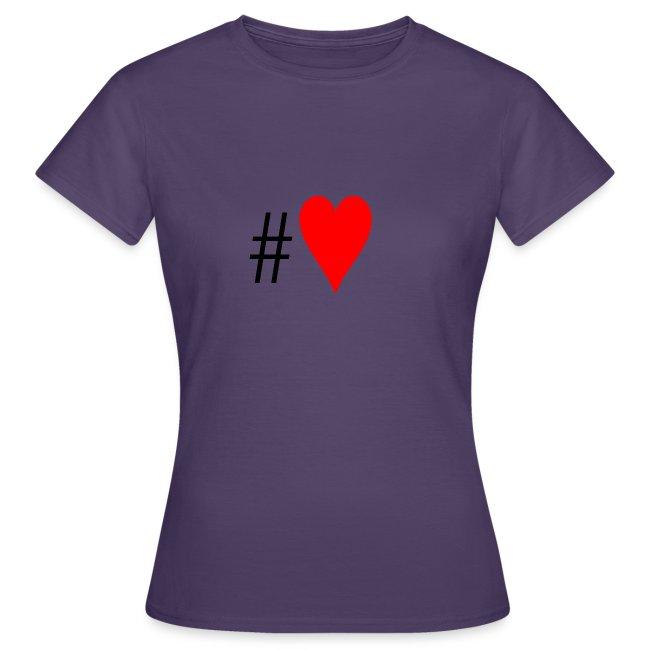 Hashtag Heart