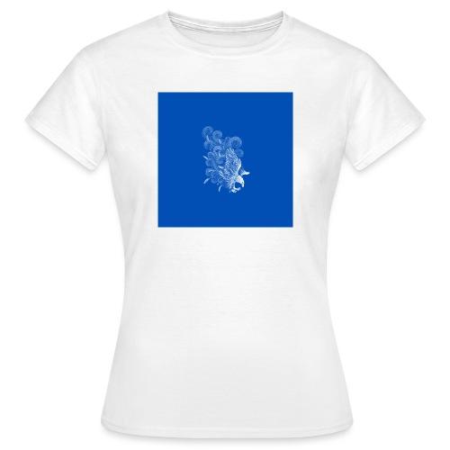 Windy Wings Blue - Women's T-Shirt