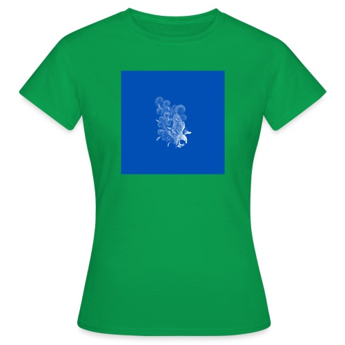 Windy Wings Blue - Women's T-Shirt