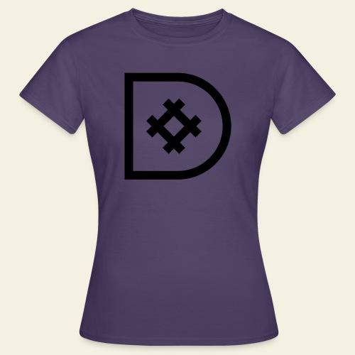 Icona de #ildazioètratto - Maglietta da donna
