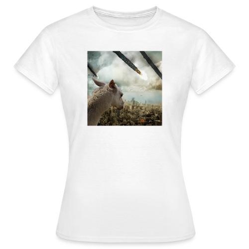 lamokalipsa - Koszulka damska