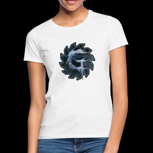 Glimmer logo 2019 v2 - T-skjorte for kvinner