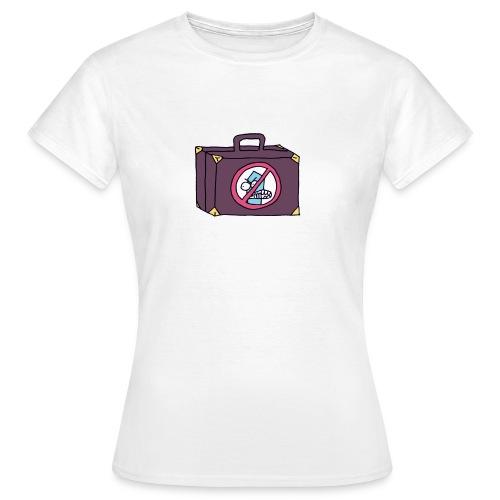 Koffer - Frauen T-Shirt
