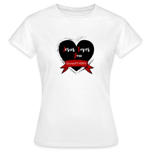 loveofYHWH Official T-Shirt - Women's T-Shirt