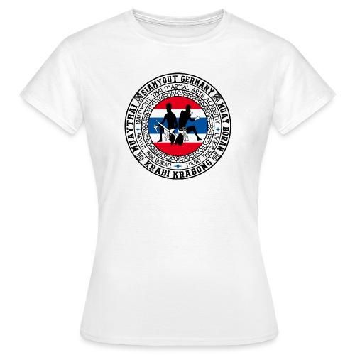 SIAMYOUT Muay Thai - Frauen T-Shirt