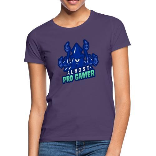 Almost pro gamer BLUE - Maglietta da donna