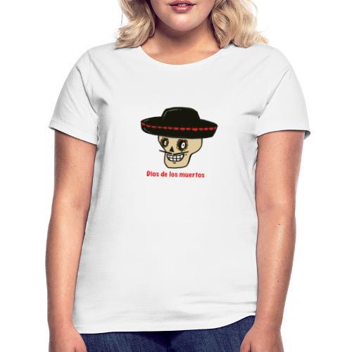 Dios De Los Muertos - Vrouwen T-shirt