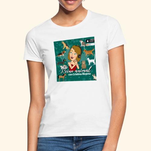 reino animal 01 - Camiseta mujer