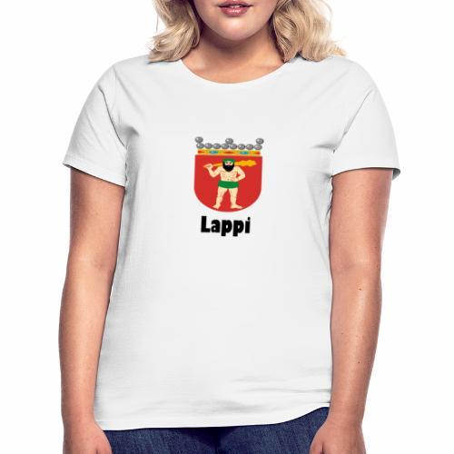 Lappi - tuotesarja - Naisten t-paita