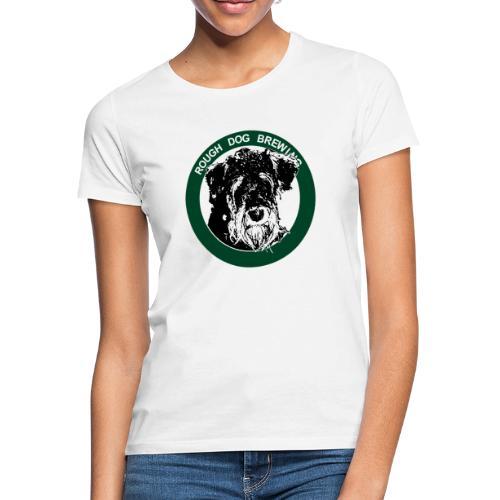 Rough Dog Brewing 2019 logotype - T-shirt dam