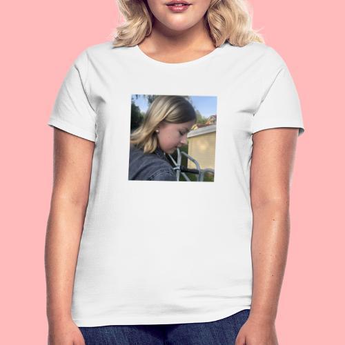 Ombre hair - T-shirt dam