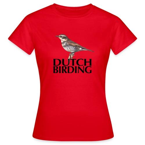 DB Bruinelijster - Vrouwen T-shirt