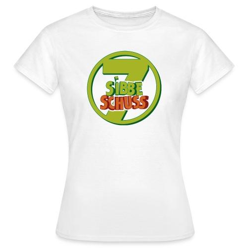 300dpi Logo sibbeschuss 2019 - Frauen T-Shirt
