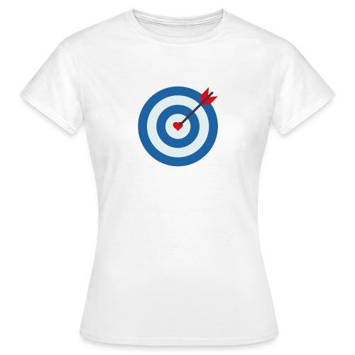 LOVE TARGET - Women's T-Shirt