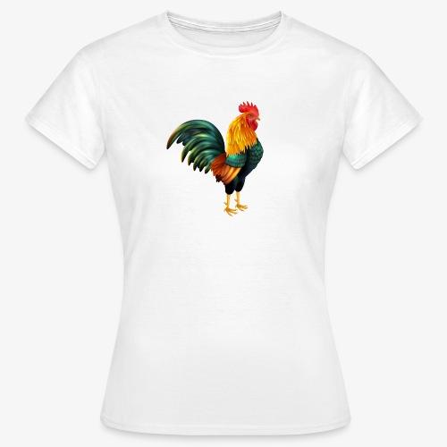 Rooster - Frauen T-Shirt