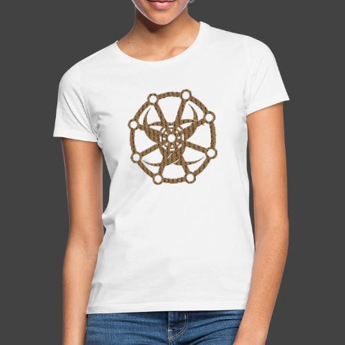 Finkianer Rune 3 - Frauen T-Shirt