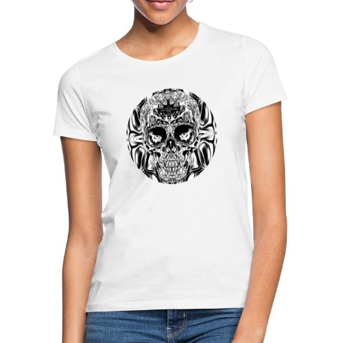 skull SW - Frauen T-Shirt