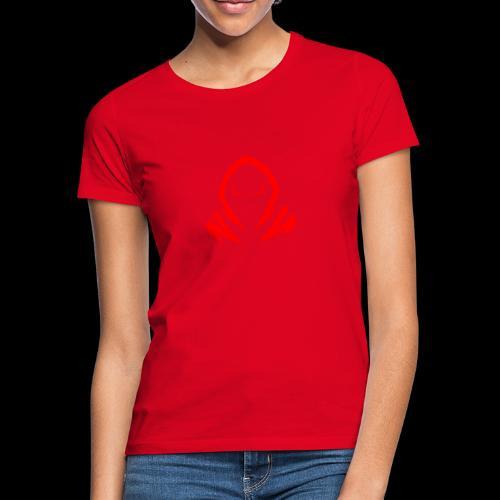 New Official TagX Logo - Naisten t-paita