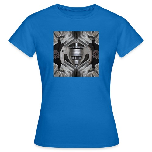 metalen motor onderdelen - Vrouwen T-shirt