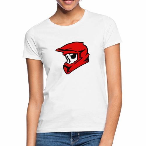 Schaedel Motocross - Frauen T-Shirt
