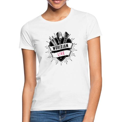 WorldJam Live - Women's T-Shirt