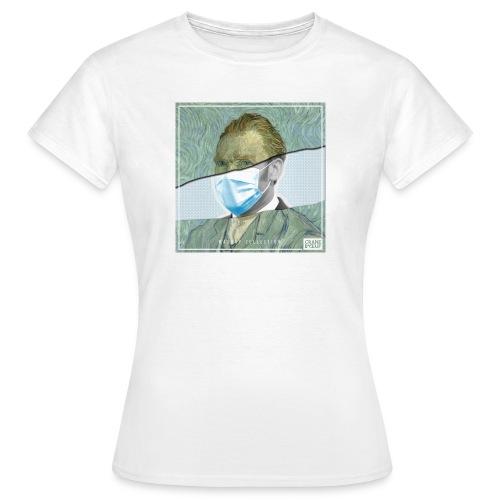 Vincent Van Covid - T-shirt Femme