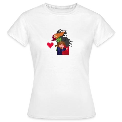Abbracciccio-06 - Maglietta da donna