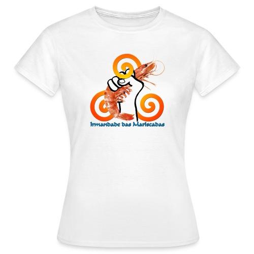 Irmandade das Mariscadas - Camiseta mujer