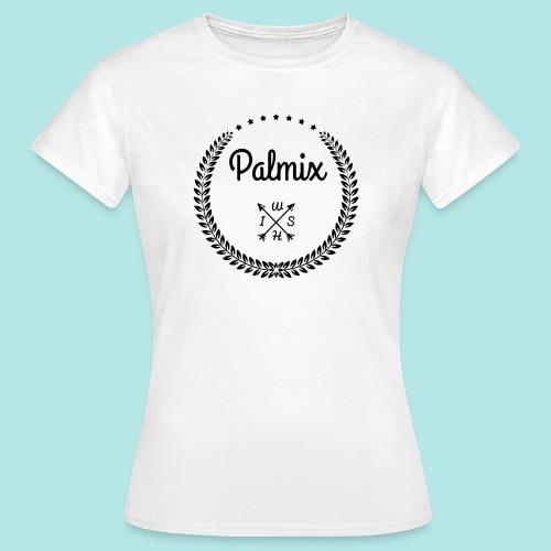 Palmix_wish cap - Women's T-Shirt