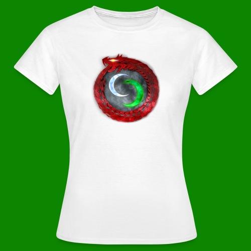 Emblème des créatures surnaturels. - T-shirt Femme