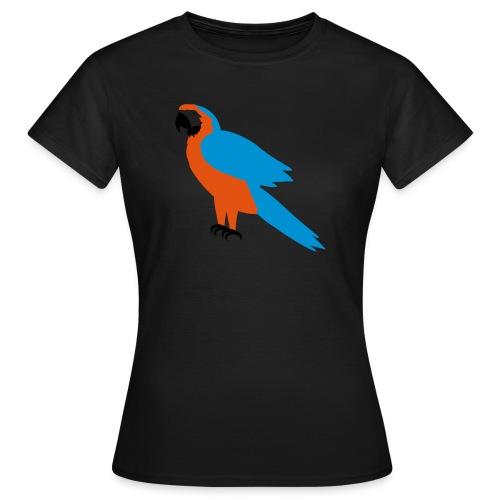 Parrot - Maglietta da donna