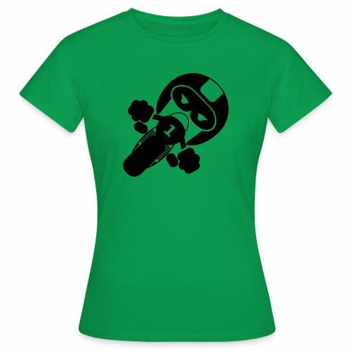 Motorcycle Racing - Women's T-Shirt