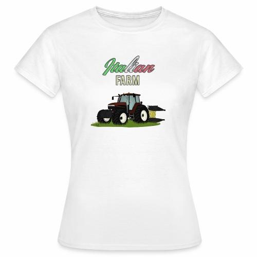 Italian Farm official T-SHIRT - Maglietta da donna