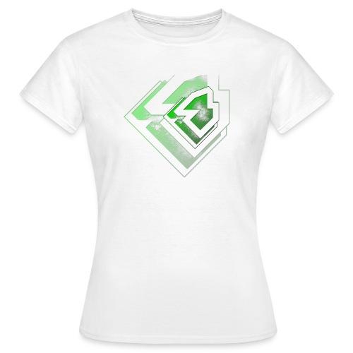 BRANDSHIRT LOGO GANGGREEN - Vrouwen T-shirt