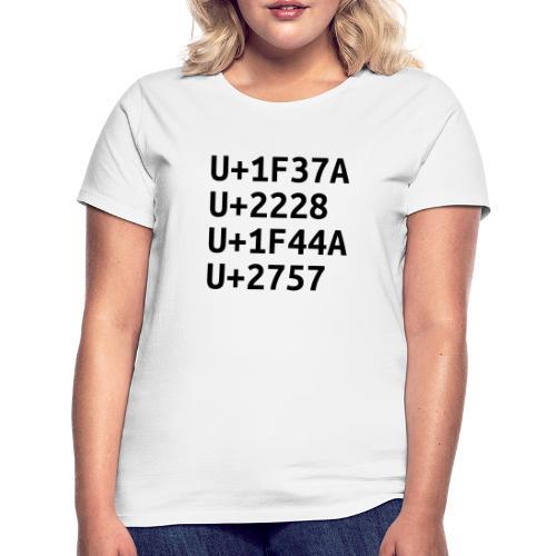 Bisseä, pliis - Naisten t-paita